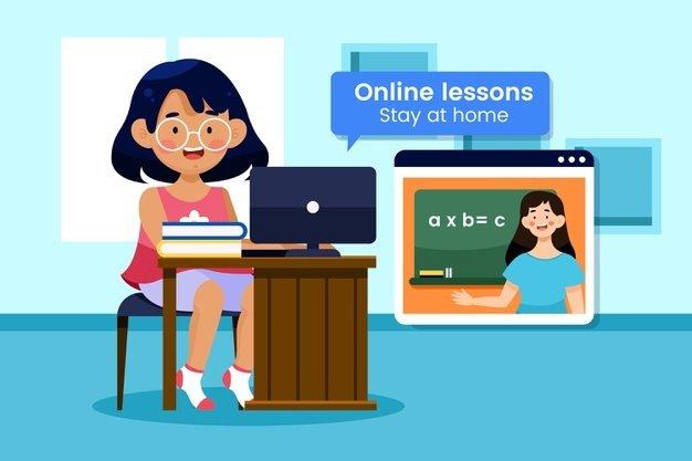 Pembelajaran Online vs offline
