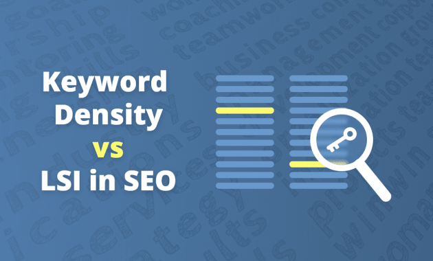 lsi vs. keyword density