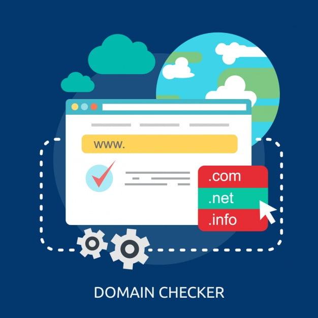 Memilih domain