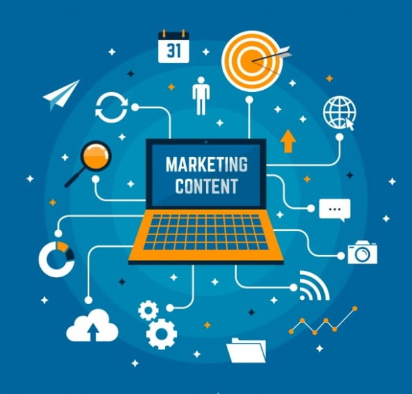 Contoh konten marketing