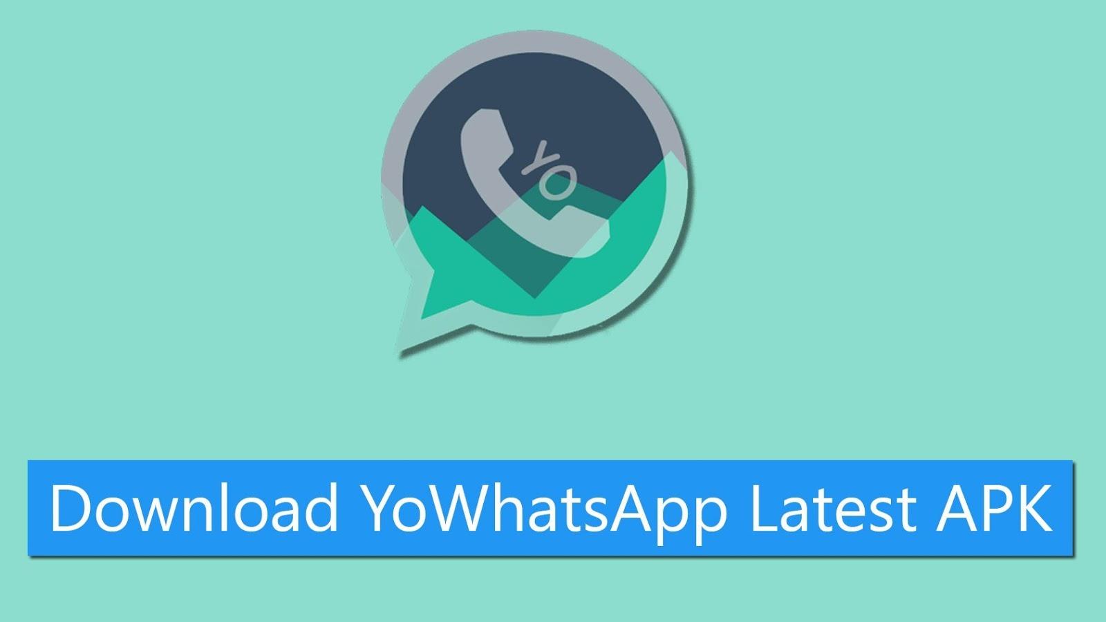Cara Download YoWhatsApp APK