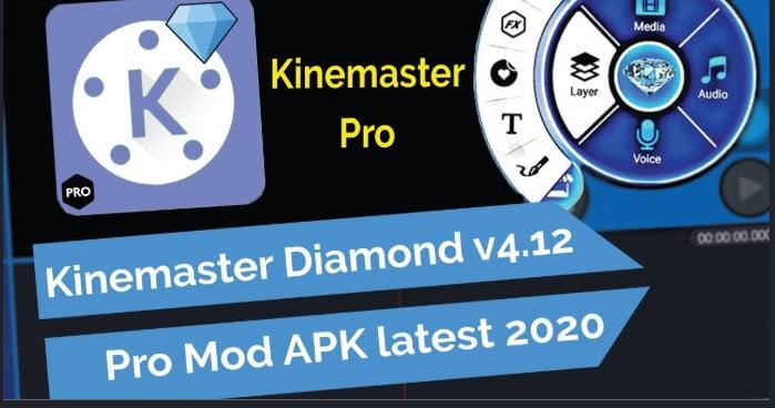 Cara Instal Kinemaster Diamond