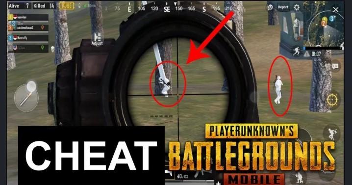 Cheat PUBG