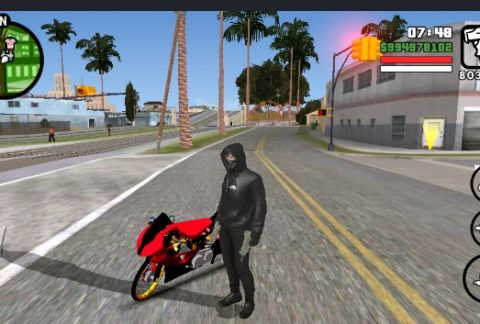 Download GTA SA Lite