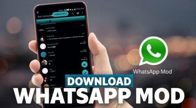 Download WhatsApp MOD Apk Terbaru Dan Terbaik 2020