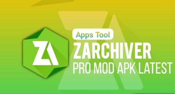 Fungsi Zarchiver Pro