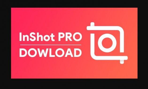 cara download inshot pro