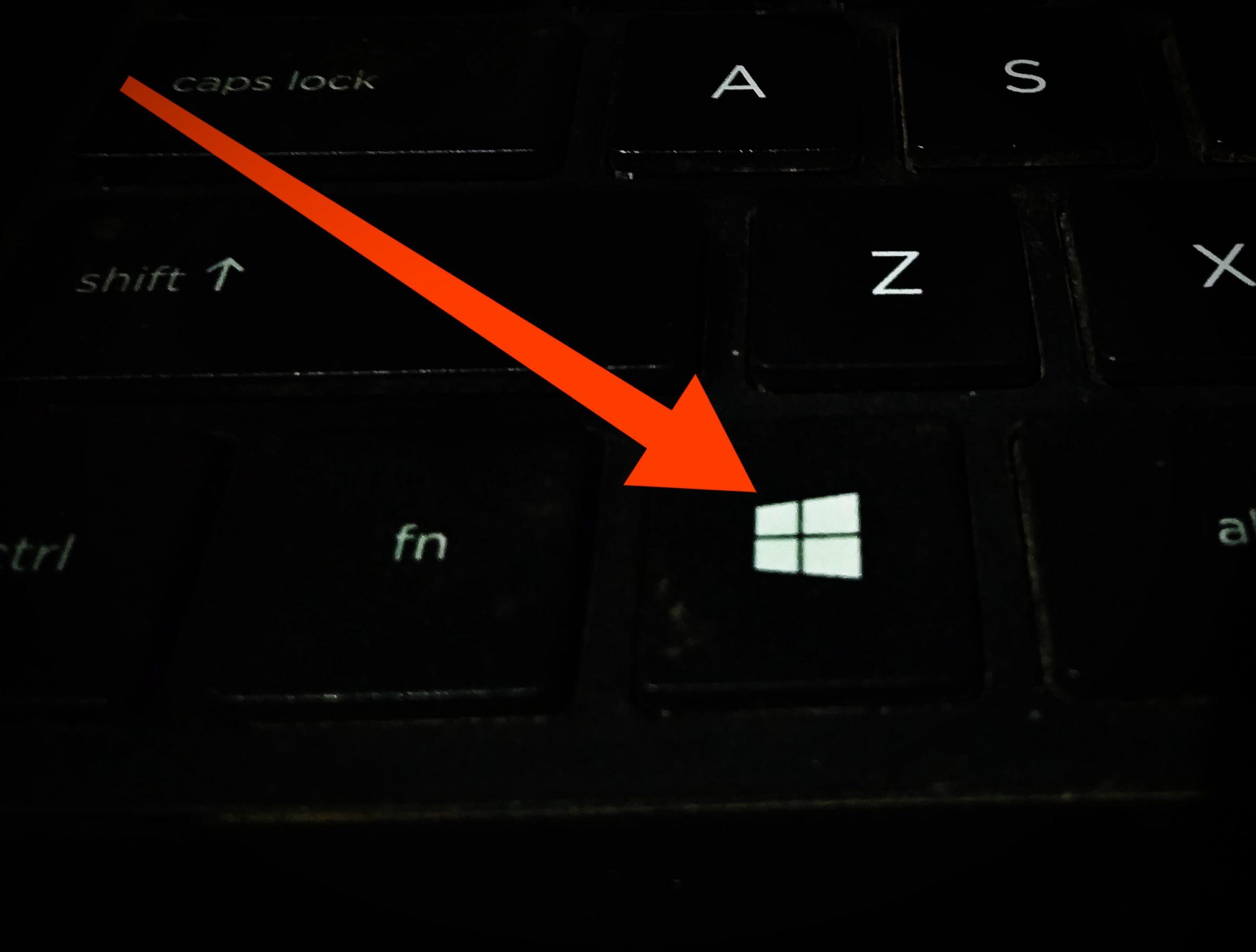 cara mengambil screenshot di laptop 17