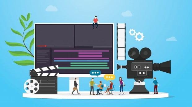 Cara menggunkan filmorago mod apk
