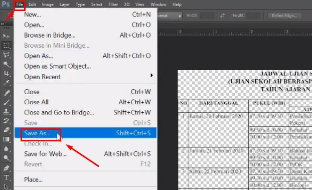adobe photosop memperbesar ukuran pdf 6