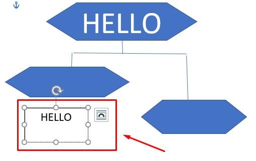 cara membuat flowline di word label flow line 2