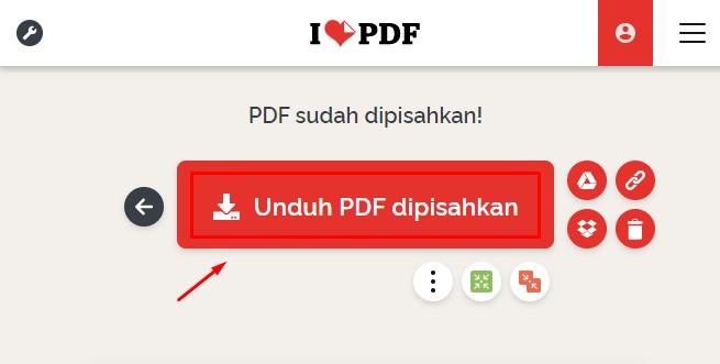 ilovepdf memsiahkan pdf 5
