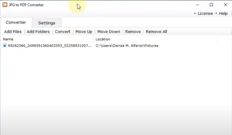 jpg to pdf convert 1