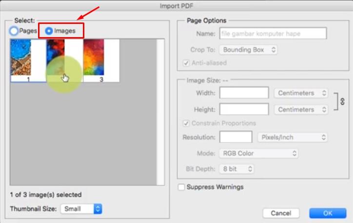 photoshop cara mengubah pdf ke jpg 3