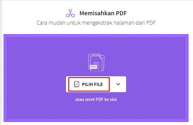 samllpdf memisahkan pdf 4