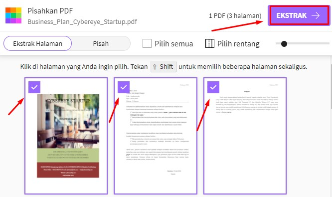 samllpdf memisahkan pdf 7